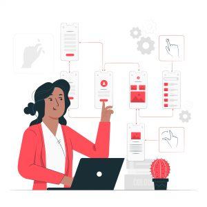 طراحی رابط کاربری و تجربه کاربری