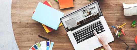 قدرت رنگها در طراحی سایت