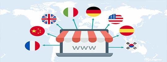 طراحی سایت چند زبانه و اهمیت آن