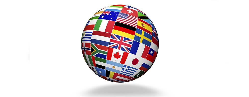 سایت چند زبانه